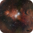 Cone Nebula,                                Chris Kagy