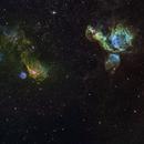 LMC North Nebular Quartet,                                John Ebersole