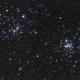 Double Cluster NGC 884 & 869,                                Joschi