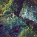 Eta Carina Hubble Palette,                                Kosh
