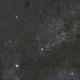 Cygnus constellation wide field,                                Michele Vonci
