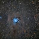 NGC 7023,                                Skywalker83
