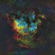 Sh2-171 in S2HaO3-LRGB,                                equinoxx