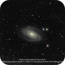 Bode's Galaxy (M81),                                Darien Perla