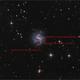NGC 1073 and 3 Quasars,                                sky-watcher (johny)