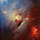 NGC1333 close up,                                Göran Nilsson