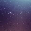 M81 et M82,                                Thibaut PONAMALE