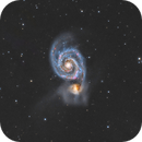 M51 The Whirlpool Galaxy,                                Joao Magalhaes