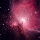 Orion Nebula,                                adriancolibaba