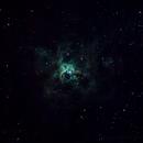 NGC 2070 - The Tarantula Nebula,                                RCompassi