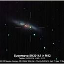 SN2014J in M82 LRGB,                                robbeh