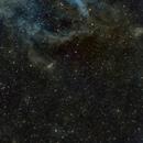 NGC 7510 The Dormouse Cluster  (The Arrowhead Cluster),                                Albert  Christensen
