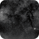 Cocoon Nebula Area, Ha,                                Stephen Garretson