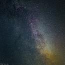 Wide Angle - 50mm - Cygnus,                                Zak Foreman