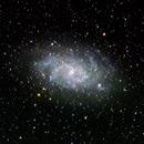 M33 Triangulum Galaxy,                                Jeff Tomasi
