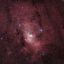Bubble Nebula (with Nova V1405 Cas),                                ken_and_sara