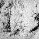 Veil Nebula Region, Inverted,                                Tim Stone