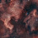 NGC7000 in HOO,                                aferial