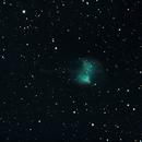 M27 - The Dumbell nebula,                                AlastairLeith