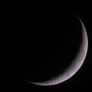 Moon 12% illuminated,                                Siegfried