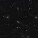 Comet crossing,                                José J. Chambó