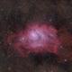 M8 Lagoon Nebula,                                Chuck Manges