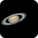 Mimas y Saturno 08/JUN/2014,                                Chepar