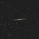 NGC5907,                                Martin Lysomirski