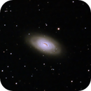 Messier 64 (Black eye galaxy),                                PepeLopez