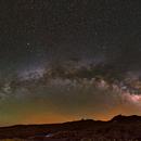 Milky Way Panorama above the Roque de los Muchachos,                                Alexander Voigt