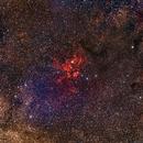 NGC6357&NGC6334,                                wei-hann-Lee
