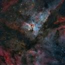 NGC 3372,                                Tolga