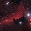 Horsehead Nebula (Barnard 33),                                nerdybeardo