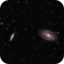 M81 & M82,                                Jeremy Wiggins