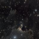 VdB 141 - Ghost Nebula,                                Mark Stiles (Nort...