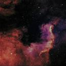 The Cygnus Wall,                                Manuel Huss