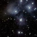 M45 (Pleiades),                                PieroRomano