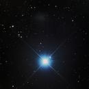 Dwarf Galaxy UGC5470 with Regulus,                                Kiyoshi Imai