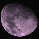 Moon, Waxing Gibbous/77.2%,                                Bob Rucker