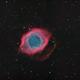 Helix nebula NGC 7293,                                Axel Rau