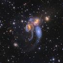 Stephan's Quintet Deep,                                tonyhallas