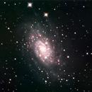 Barred Spiral Galaxy - NGC 2403,                                Satwant Kumar
