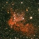 NGC7380 - Wizard Nebula,                                jbconti
