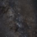 Voie Lactée sur les hauteurs de Nice,                                Benoît Jacquemin