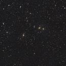 Virgo Galaxy Cluster,                                minusman