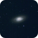 M64 - Black Eye Galaxy,                                Doug MacDonald