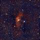 NGC 7635 The Bubble Nebula,                                Eddie Pons aka Ed...