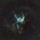 NGC 2359 - Thor's Helmet,                                Sebastian Goralik