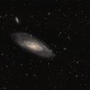 Messier 106,                                Fabian Rodriguez...
