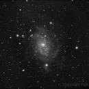 Messier 33 - NGC 598,                                PGU (Giuliano Pinazzi)